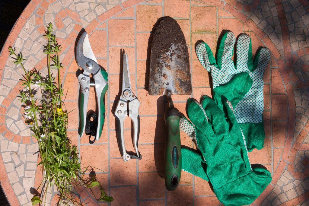 Gartengeräte Ausleihe