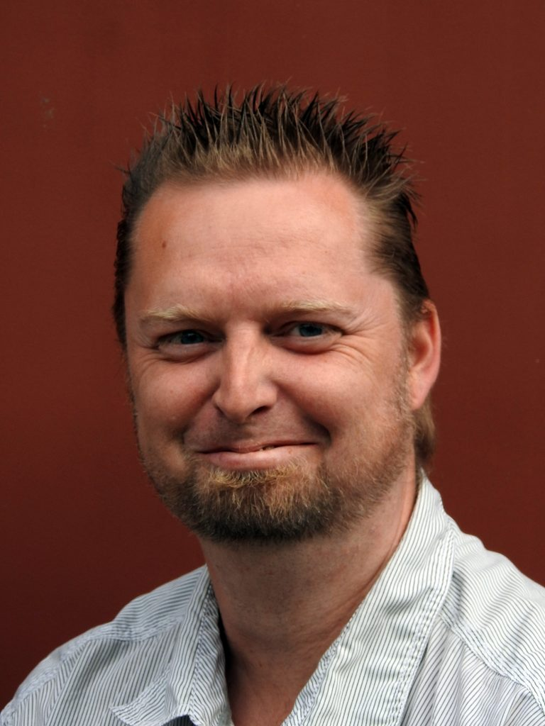 Kleingartenverein Fortschritt Bremen - Chris, Erster Vorsitzender