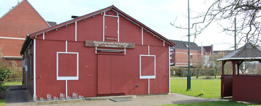 Kleingartenverein Fortschritt Vereinsheim