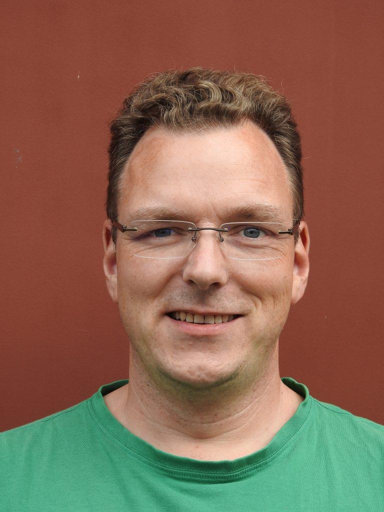 Kleingartenverein Fortschritt Bremen - Jan Struthoff, Kassierer